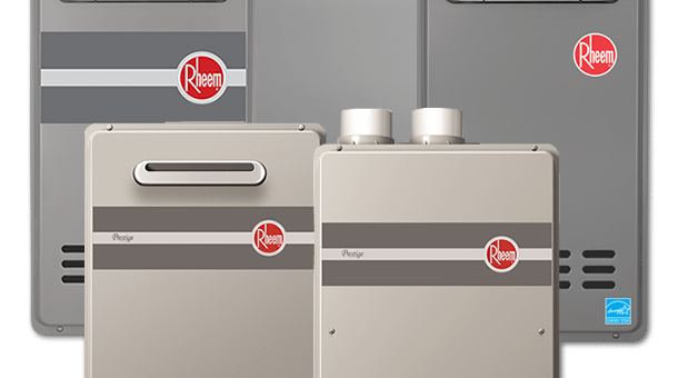 Tankless Water Heaters 101